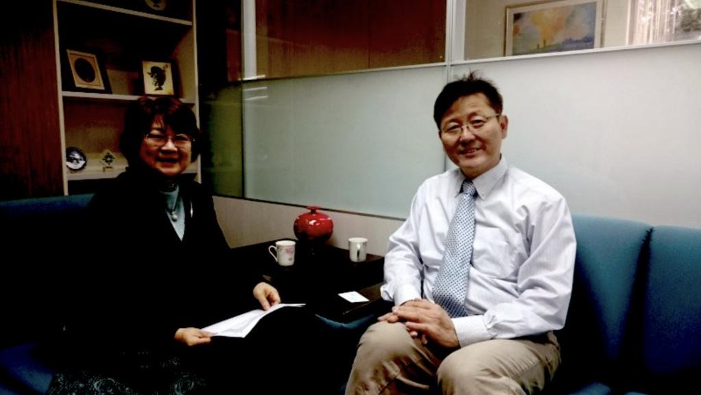 青森大學 經營學部江川靜英教授